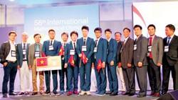 GS Ngô Bảo Châu nói về Olympic Toán quốc tế