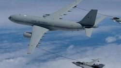 Máy bay quân sự Anh-Mỹ suýt đâm nhau vì một cuộc điện thoại
