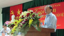 Từng Chủ tịch Hội Nông dân các tỉnh, thành phải nêu cao trách nhiệm