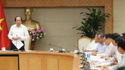 13 Bộ trưởng, Chủ tịch tỉnh bị phê bình vì giải ngân quá chậm