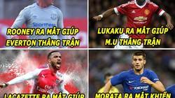 """HẬU TRƯỜNG (26.7): Morata """"vô hại"""", sao Leicester phản bội"""