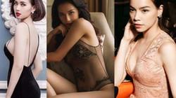 """Ngất ngây với vẻ đẹp quyến rũ của """"gái một con"""" trong showbiz Việt"""