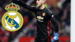 ĐIỂM TIN TỐI (27.7): Dea Gea ra điều kiện tới Real, Milan gây sốc với Ronaldo