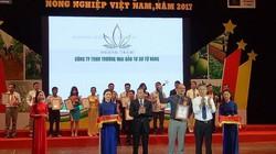 """150 """"Thương hiệu vàng nông nghiệp"""" Việt Nam lên ngôi"""