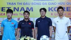 HLV đội ngôi sao K.League chê thể lực cầu thủ Việt Nam