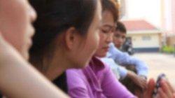 Vụ cháy xưởng bánh kẹo: Nỗi đau góa phụ tuổi 19