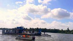 Chìm ghe trên sông Sài Gòn, mẹ và con gái 7 tuổi mất tích