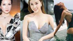 """Hương Giang Idol, Huyền My, Đông Nhi lọt top sao hở """"bạo"""" nhất tuần"""