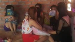 """Hàng chục cô gái bị lừa vào """"tổ quỷ"""" ở Đồng Nai"""