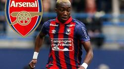 """Arsenal quyết tậu """"viên ngọc đen"""" người Pháp"""