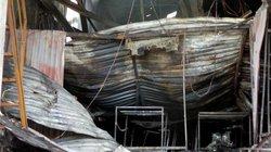 Vụ cháy 8 người chết ở Hà Nội: Tạm giữ hình sự thợ hàn