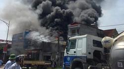 Tạm giữ chủ xưởng bánh kẹo vụ cháy 8 người chết