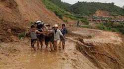 Lai Châu: Mưa lớn kéo dài, 10/14 xã ở Mường Tè bị cô lập hoàn toàn