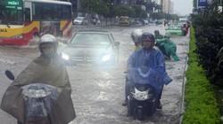 Biển Đông xuất hiện áp thấp, miền Bắc sắp mưa như trút nước