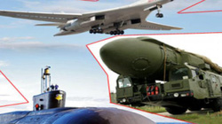 Bộ ba răn đe hạt nhân chiến lược bảo vệ nước Mỹ