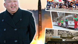 Kim Jog-un bất ngờ tuyên bố mở rộng cửa chào đón người Mỹ