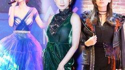 Minh Hằng diện váy hớ hênh lọt top sao mặc xấu nhất tuần