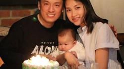 Con gái Lam Trường thích chơi trốn tìm cùng ba