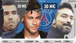 Tevez có xứng với mức lương 38 triệu euro/năm?