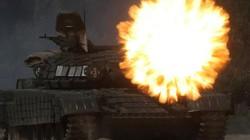 Xem xe tăng Nga khoe hỏa lực kinh hồn trong cuộc thi quốc tế