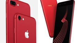 5 smartphone có màu đỏ hot nhất hiện nay
