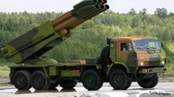 Ghê rợn khẩu pháo chỉ xếp sau vũ khí hạt nhân của Nga
