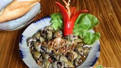 Hương vị ốc Sài Gòn đích thực giữa lòng Hà Nội
