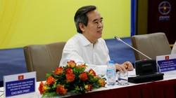 Trưởng Ban Kinh tế T.Ư Nguyễn Văn Bình làm việc với Tập đoàn EVN