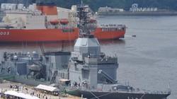 Đây mới là tàu chiến tối tân nhất của Nhật Bản
