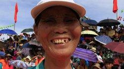 Sôi động giải đua thuyền chải trên sông Tiên Yên