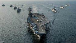 Tường tận nhóm tàu sân bay Mỹ sẵn sàng tấn công Triều Tiên