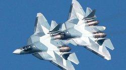 Video Nga khoe phi đội siêu tiêm kích tàng hình cực ấn tượng