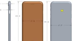 iPhone 7s dùng kính ốp lưng, dày hơn iPhone 7
