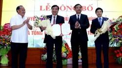 Thành lập 2 Tổng cục, bổ nhiệm 2 Tổng cục trưởng thuộc Bộ NNPTNT