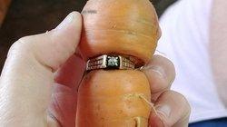 """Mất nhẫn kim cương, 10 năm sau cà rốt """"đem trả"""""""