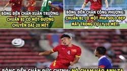 """HẬU TRƯỜNG (18.8): Đức Chinh """"chân gỗ"""", Ronaldo không biết xấu hổ"""