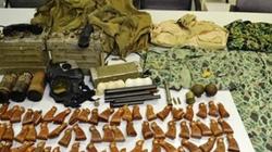 Bắt hành khách Đài Loan mang vũ khí, quân trang trước khi lên máy bay