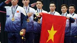 Bảng tổng sắp huy chương SEA Games 29 (21.8): Việt Nam có HCV thứ 7