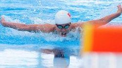 Bơi dưới sức, Ánh Viên suýt nhận cú sốc ở 50m bướm nữ