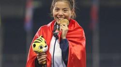 Nguyễn Thị Huyền hoãn làm mẹ để giành vàng SEA Games