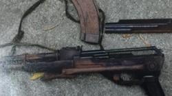 """Đắk Lắk: Bắt """"bợm nhậu"""" dùng súng AK bắn người"""