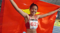 """Điền kinh Việt Nam """"làm mưa, làm gió"""" tại SEA Games 29"""
