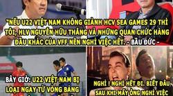 HẬU TRƯỜNG (24.8): U22 Việt Nam thảm bại, quan chức VFF nghỉ hết