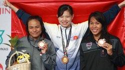 """Bảng tổng sắp huy chương SEA Games 29 (ngày 25.8): Việt Nam bứt phá """"vàng"""""""