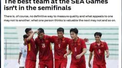 Fox Sport tiếp tục xát muối vào nỗi đau của U22 Việt Nam