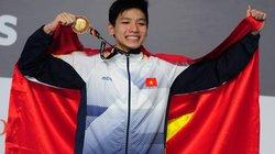 """""""Sốc"""": Kình ngư 15 tuổi Việt Nam phá kỷ lục SEA Games tồn tại 14 năm"""