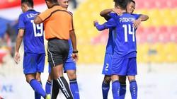 Ghi bàn phút 90+5, U22 Thái Lan giành vé vào chung kết