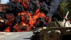 """Quân đội Iraq """"tốc chiến tốc thắng"""" đánh bật IS khỏi thành phố chiến lược"""
