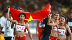 Điền kinh Việt Nam kết thúc SEA Games 29 với 17 HCV