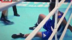 """Trọng tài Boxing thiên vị """"trắng trợn"""" VĐV chủ nhà Malaysia"""